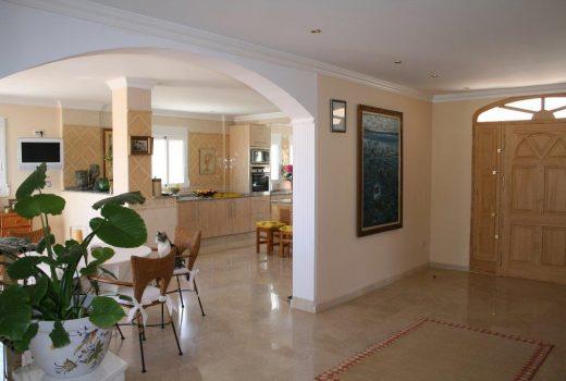 Ref. 209 Chalet independiente en San Vicente. Piscina. Parcela 2.500 m2.
