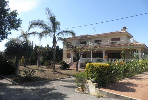 Ref. 17 Chalet con casa de invitados en San Vicente