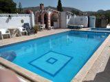 Ref. 17 Chalet entre Alicante y San Vicente con amplia parcela y piscinas