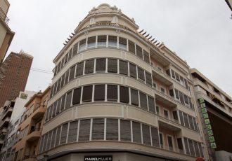 Ref. 20042 Alquiler anual en Alvarez Sereix esquina calle Teatro en Alicante