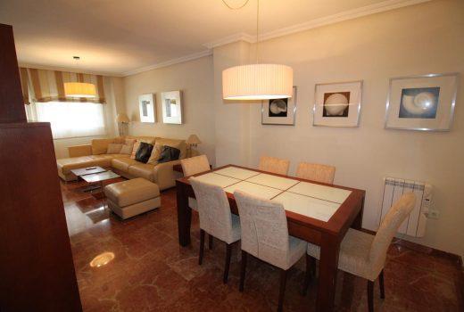 Ref. 20060 A pocos metros de El Corte Inglés y Avda. Óscar Esplá, piso 3 dormitorios en alquiler de larga duración
