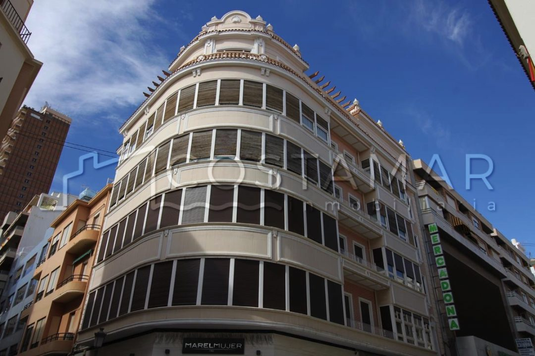 Ref. 20042 Alicante. Teatro Principal. Vivienda exclusiva en alquiler de 3 dormitorios.