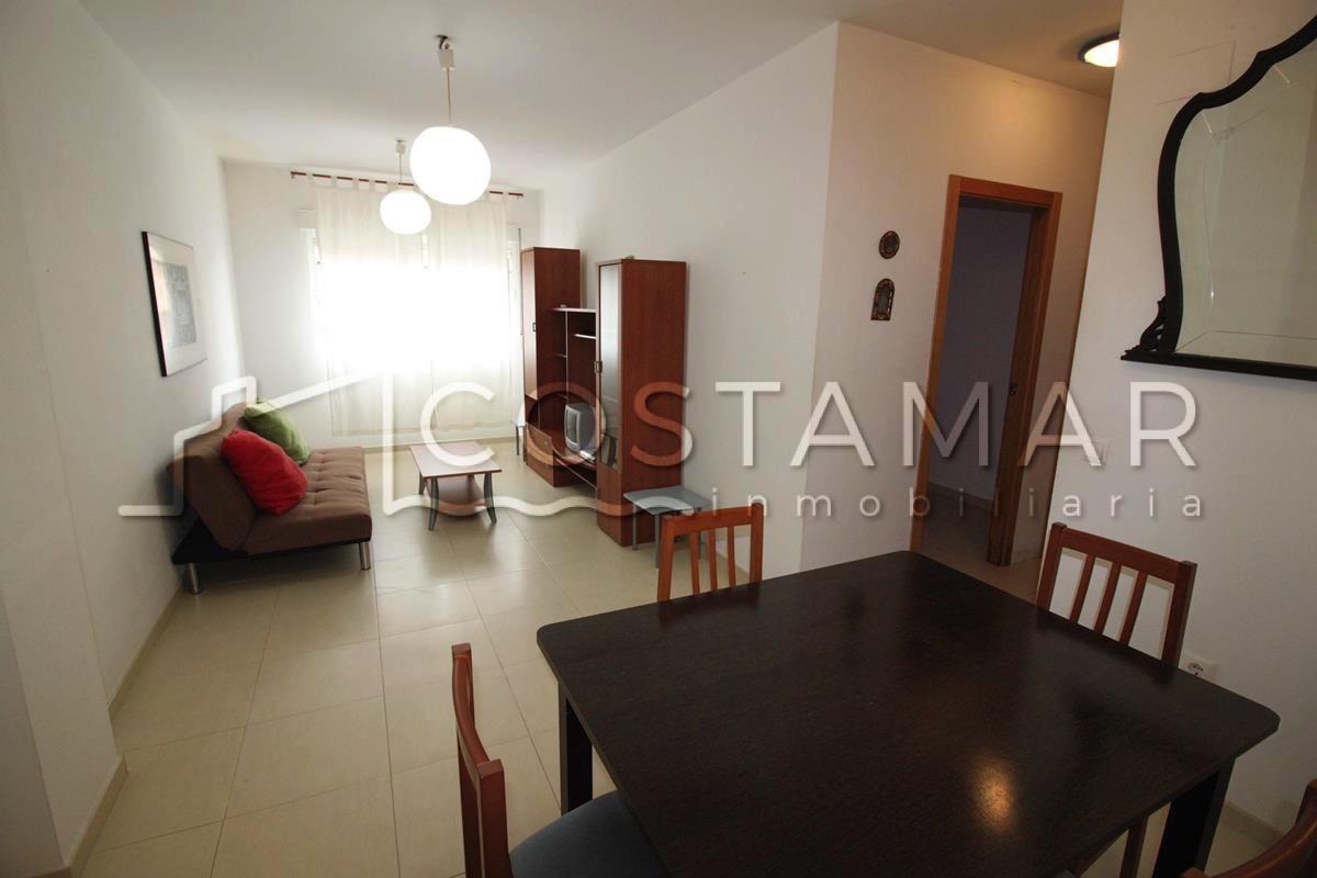 Ref. 32 Vivienda 1 dormitorio con garaje. Barrio de la Cruz. Campello.