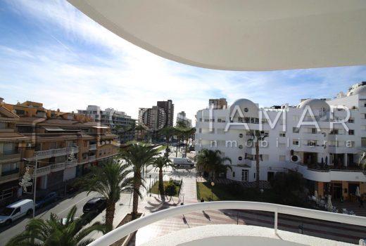 Ref. 20032 El Campello, 2ª línea de playa. Vivienda 3 dormitorios. Alquiler anual.