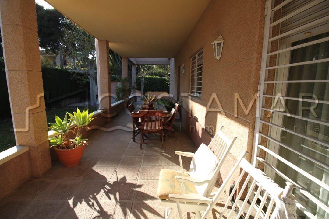 Ref. 54 Alicante-Vistahermosa. Chalet independiente 3 dormitorios.