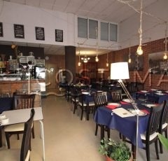 Ref. 20071 El Campello, casco urbano. Traspaso de negocio. Restaurante. Salida de humos.