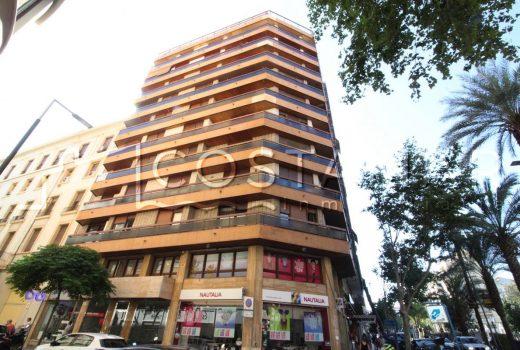 Ref. 55 Alicante. Paseo Doctor Gadea. Vivienda 198 m2.