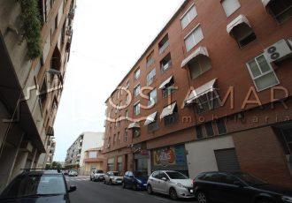 Ref. 62 El Campello centro. Vivienda 3 dormitorios. Plaza de garaje.