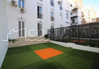 Ref. 5. Alicante centro. Luceros, El Corte Inglés. Vivienda 133 m2. Reformar al gusto.