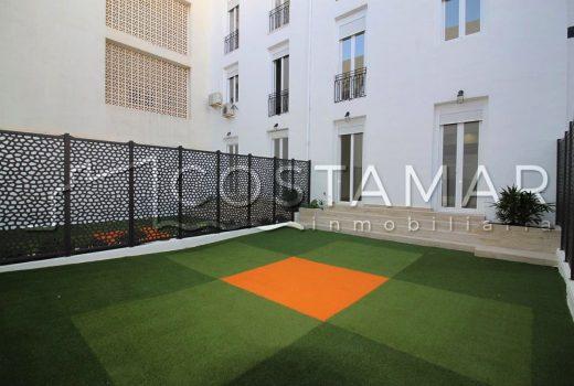 Ref. 6 Alicante centro. Luceros, El Corte Inglés. Vivienda de 139 m2 para reformar a la carta.