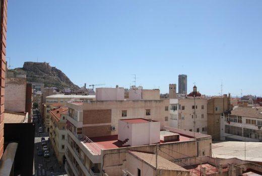 Ref. 17 Alicante. Luceros. Soto. Vivienda 160 m2.