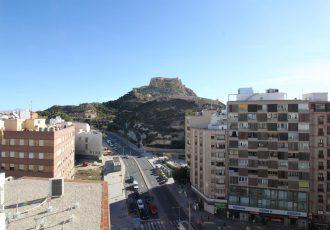 Ref. 20045 Alicante, Alfonso el Sabio. Mercado Central. Vivienda 1 dormitorio. Lujo. Alquiler anual.
